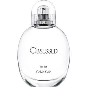 Calvin Klein Miesten tuoksut Obsessed for men Eau de Toilette Spray 75 ml