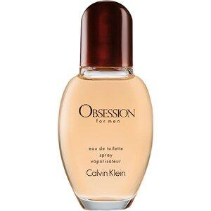 Calvin Klein Miesten tuoksut Obsession for men Eau de Toilette Spray 75 ml