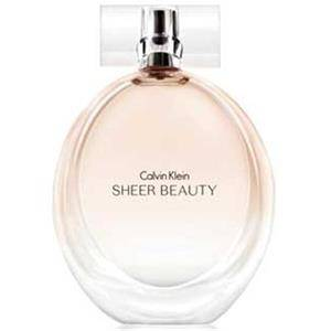Calvin Klein Naisten tuoksut Sheer Beauty Eau de Toilette Spray 50 ml