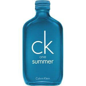 Calvin Klein Unisex-tuoksut ck one Summer Eau de Toilette Spray 100 ml