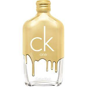 Calvin Klein Unisex-tuoksut ck one gold Eau de Toilette Spray 200 ml
