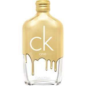 Calvin Klein Unisex-tuoksut ck one gold Eau de Toilette Spray 100 ml