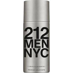 Carolina Herrera Miesten tuoksut 212 Men Deodorant Spray 150 ml