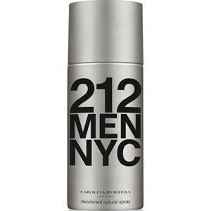 Carolina Herrera Miesten tuoksut 212 Men Deodorant Spray 150 ml