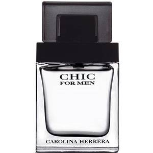 Carolina Herrera Miesten tuoksut Chic Men Eau de Toilette Spray 60 ml