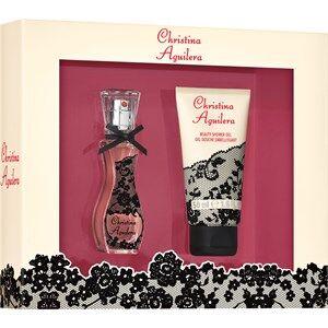 Christina Aguilera Naisten tuoksut  Gift Set Eau de Parfum Spray 15 ml + Shower Gel 50 ml 1 Stk.