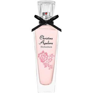 Christina Aguilera Naisten tuoksut Definition Eau de Parfum Spray 50 ml