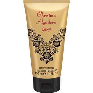 Christina Aguilera Naisten tuoksut Glam X Shower Gel 150 ml