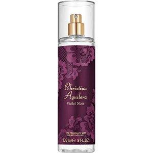 Christina Aguilera Naisten tuoksut Violet Noir Fine Fragrance Body Mist 236 ml