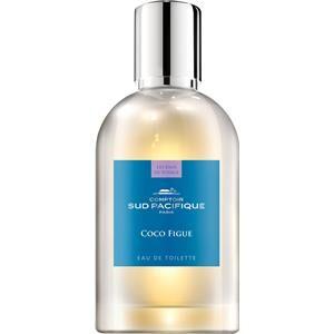 Comptoir Sud Pacifique Sarjat Les Eaux de Voyage Coco Figue Eau de Toilette Spray 100 ml