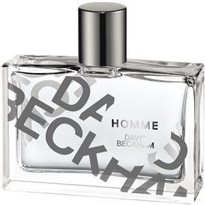 David Beckham Miesten tuoksut Homme Eau de Toilette Spray 50 ml
