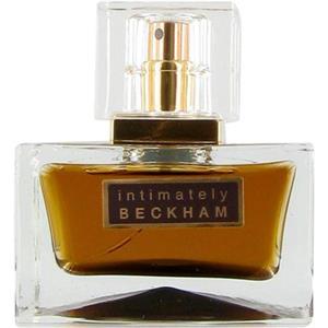 David Beckham Miesten tuoksut Intimately Men Eau de Toilette Spray 30 ml