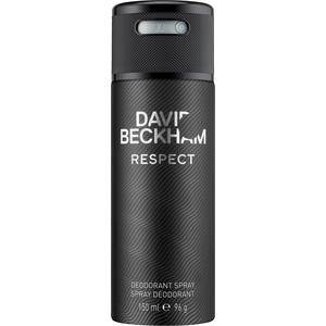 David Beckham Miesten tuoksut Respect Deodorant Spray 150 ml