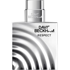 David Beckham Miesten tuoksut Respect Eau de Toilette Spray 40 ml