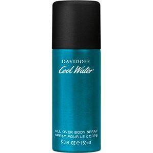 Davidoff Miesten tuoksut Cool Water All Over Body Spray 150 ml