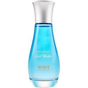 Davidoff Naisten tuoksut Cool Water Wave Woman Eau de Toilette Spray 100 ml