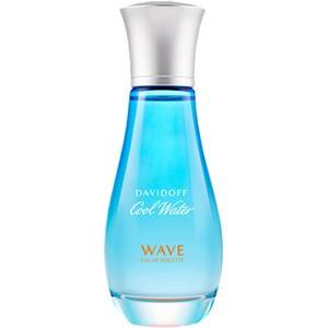Davidoff Naisten tuoksut Cool Water Wave Woman Eau de Toilette Spray 50 ml