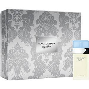 Image of Dolce&Gabbana Naisten tuoksut Light Blue Gift set Eau de Toilette Spray 25 ml + Eau de Toilette Spray 10 ml 1 Stk.