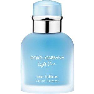 Image of Dolce&Gabbana Miesten tuoksut Light Blue pour homme Eau Intense Eau de Parfum Spray 200 ml