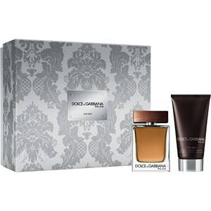 Dolce&Gabbana Miesten tuoksut The One Men Gift Set Eau de Toilette Spray 50 ml + After Shave Balm 75 ml 1 Stk.