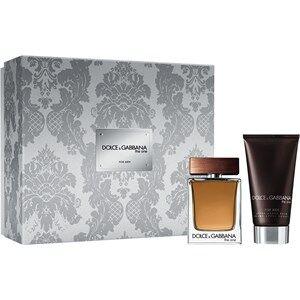 Image of Dolce&Gabbana Miesten tuoksut The One Men Gift Set Eau de Toilette Spray 50 ml + After Shave Balm 75 ml 1 Stk.