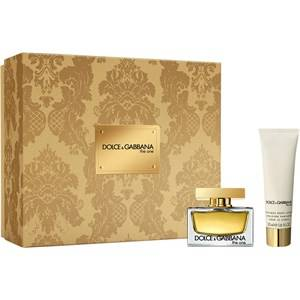 Dolce&Gabbana Naisten tuoksut The One Gift Set Eau de Parfum Spray 30 ml + Perfumed Body Lotion 50 ml 1 Stk.
