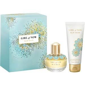 Elie Saab Naisten tuoksut Girl Of Now Gift Set Eau de Parfum Spray 30 ml + Scented Body Lotion 75 ml 1 Stk.