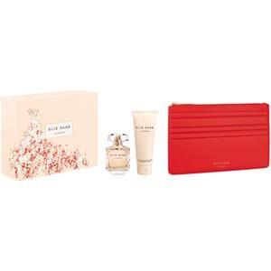 Elie Saab Naisten tuoksut Le Parfum Lahjasetti Eau de Parfum Spray 50 ml + Body Lotion 75 ml + Pouch 1 Stk.