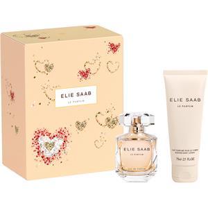 Elie Saab Naisten tuoksut Le Parfum Lahjasetti Eau de Parfum Spray 30 ml + Body Lotion 75 ml 1 Stk.