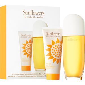 Elizabeth Arden Naisten tuoksut Sunflowers Lahjasetti Eau de Toilette Spray 100 ml + Body Lotion 100 ml 1 Stk.