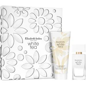 Elizabeth Arden Naisten tuoksut White Tea Gift set Eau de Toilette Spray 50 ml + Body Cream 100 ml 1 Stk.