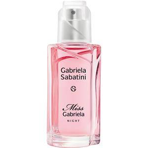 Gabriela Sabatini Naisten tuoksut Miss Gabriela Night Eau de Toilette Spray 20 ml