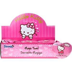 Hello Kitty Tuoksut Pink Love Pesupyyhe Magic Towel 1 Stk.