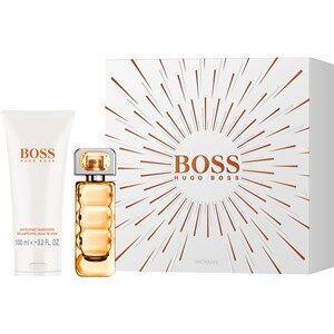 Hugo Boss Boss Black -tuoksut naisille BOSS Orange Woman Gift Set Eau de Toilette Spray 30 ml + Body Lotion 100 ml 1 Stk.