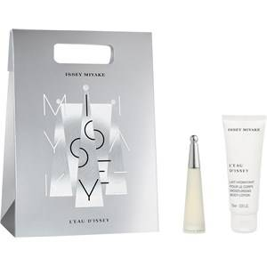 Image of Issey Miyake Naisten tuoksut L'Eau d'Issey Gift set Eau de Toilette Spray 25 ml + Body Lotion 75 ml 1 Stk.