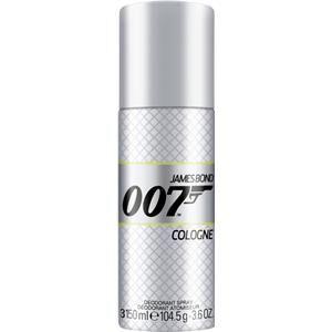 James Bond 007 Miesten tuoksut Cologne Deodorant Spray 150 ml