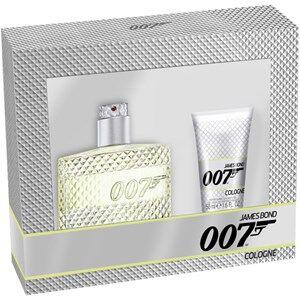 James Bond 007 Miesten tuoksut Cologne Gift Set Eau de Cologne Spray 30 ml + Shower Gel 50 ml 1 Stk.