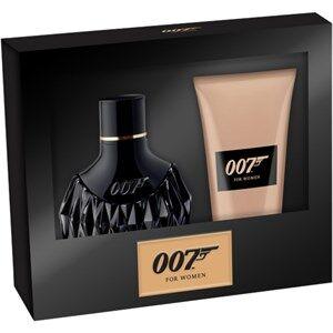 James Bond 007 Naisten tuoksut For Women Gift Set Eau de Parfum Spray 30 ml + Shower Gel 50 ml 1 Stk.