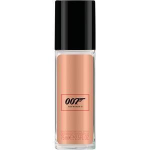 James Bond 007 Naisten tuoksut For Women II Deodorant Spray 75 ml
