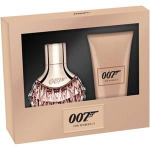 James Bond 007 Naisten tuoksut For Women II Gift Set Eau de Parfum Spray 30 ml + Body Lotion 50 ml 1 Stk.