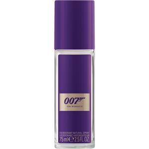 James Bond 007 Naisten tuoksut For Women III Deodorant Spray 75 ml
