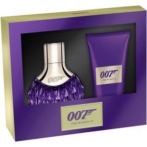 James Bond 007 Naisten tuoksut For Women III Gift Set Eau de Parfum Spray 30 ml + Body Lotion 50 ml 1 Stk.