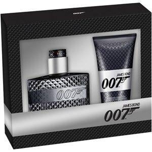 James Bond 007 Miesten tuoksut Man Gift Set Eau de Toilette Spray 30 ml + Shower Gel 50 ml 1 Stk.