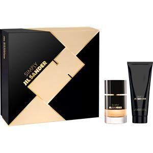 Jil Sander Naisten tuoksut Simply Lahjasetti Eau de Parfum Spray 40 ml + Body Lotion 75 ml 1 Stk.