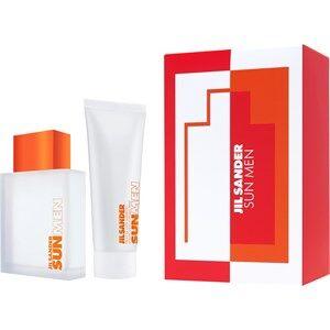 Jil Sander Miesten tuoksut Sun Men Gift Set Eau de Toilette Spray 75 ml + Fresh All Over Shampoo 75 ml 1 Stk.