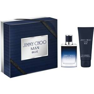Image of Jimmy Choo Miesten tuoksut Man Blue Gift Set Eau de Toilette Spray 50 ml + Shower Gel 100 ml 1 Stk.