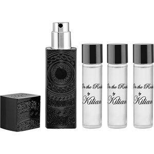 Kilian Unisex-tuoksut Addictive State of Mind Vodka on the Rocks Eau de Parfum Travel Spray Taskusumutin 7,5 ml + 3 täyttöpakkausta 7,5 ml 4 x 7,50 ml