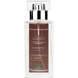 MBR Medical Beauty Research Miesten hoitotuotteet Men Oleosome Performance & Energy Eau de Parfum Spray 50 ml