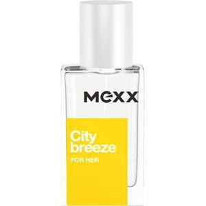 Mexx Naisten tuoksut City Breeze for Her Eau de Parfum Spray 15 ml