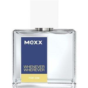 Mexx Miesten tuoksut Whenever, Wherever Man Eau de Toilette Spray 50 ml